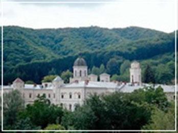 Sfântul Grigorie Decapolitul de la mănăstirea Bistriţa-Vâlcea